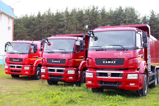 КАМАЗ разработал 88 новых комплектаций для грузовой техники и автобусов