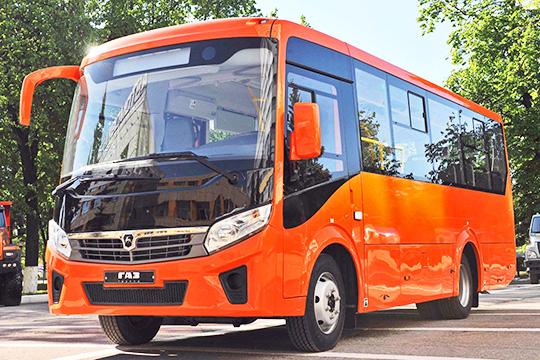 """Автобусы """"Вектор"""" серии NEXT уже запущены в производство"""