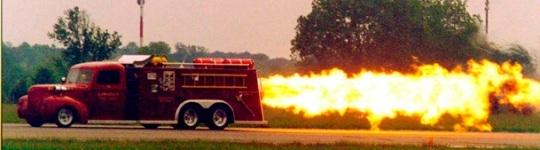 Самый быстрый грузовик в мире