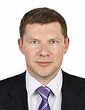 Константин Однолько, начальник отдела сервисных контактов и бизнес-анализа ООО Скания-Русь