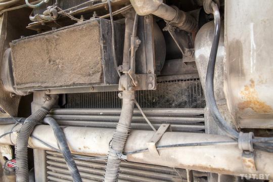 """Проблемы с радиаторами называют почти все водители МАЗов - """"фирменная болезнь"""""""