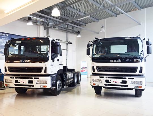 Isuzu весной 2017 начнет серийный выпуск фургонов вУльяновске