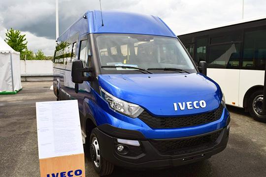 Пассажирский фургон Iveco Daily