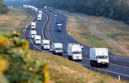 В 2014 году экспорт отечественных грузовиков в страны дальнего зарубежья вырос на 13,46%