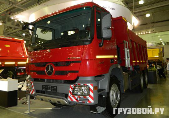 �����-������� Mercedes-Benz. ����: ������� � �����