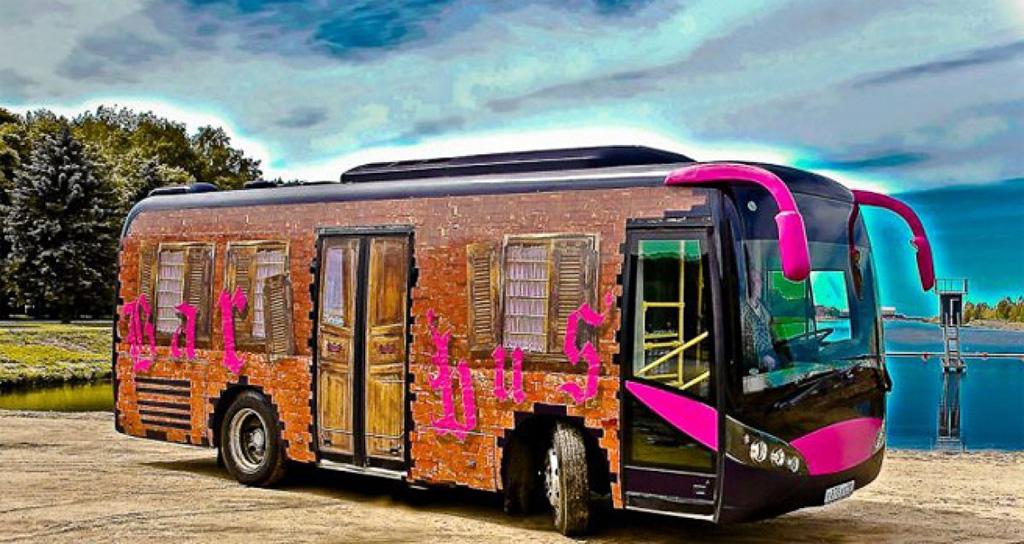 переоборудование салонов микроавтобусов