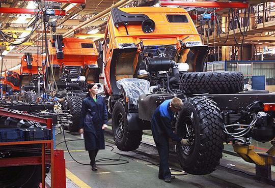 Производство автомобилей в России в 2016 году не увеличится