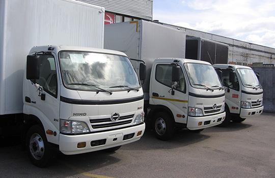 Компания Hino вынуждена отозвать более 67 тыс. грузовиков