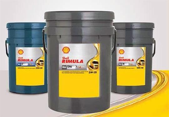 Моторные масла Shell Rimula с новой технологией Dynamic Protection Plus