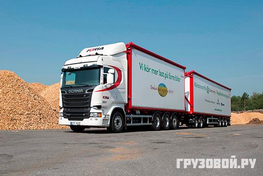 Scania о своей деятельности в России