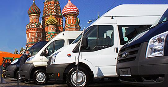 Майские продажи легкого комтранспорта вывели РФ на 6 место среди стран Европы