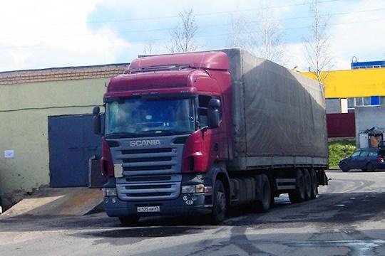 Конкурентами для белорусских международных перевозчиков являются литовцы и поляки