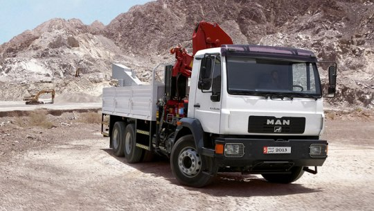 За последние 4 года было реализовано 54 тысячи грузовиков MAN