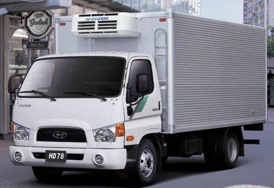 Hyundai - темная лошадка на рынке грузовых автомобилей