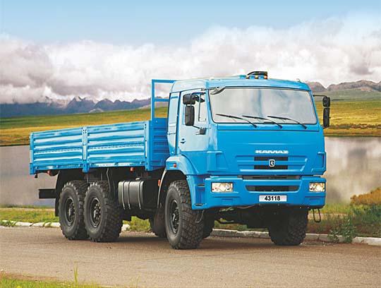 Benz Actros— наиболее удачный вплане продаж в РФ грузовой автомобиль