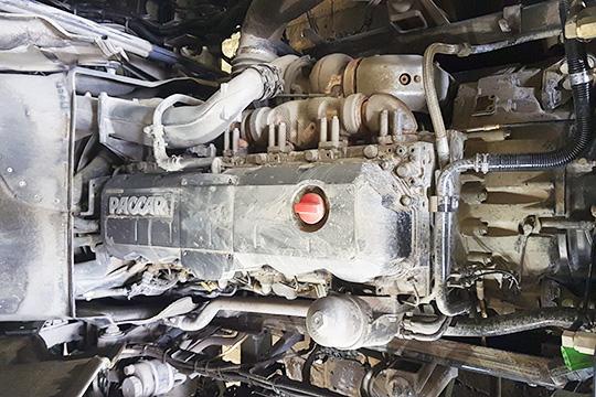 """""""Сердце"""" седельного тягача DAF XF 105.410 - силовой агрегат Paccar MX300U1"""