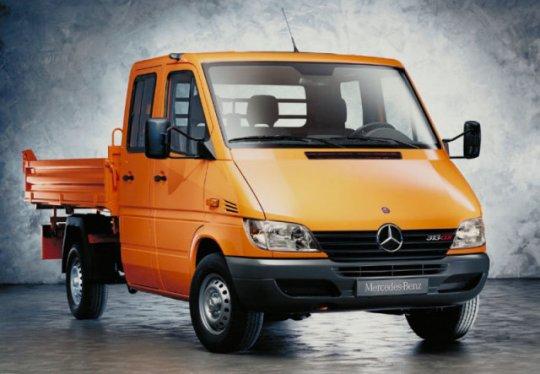 Daimler - в лидерах! За четыре года было продано 290 тысяч автомобилей