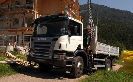 Грузовики Scania пользуются спросом: за 4 года было продано 49 000 единиц