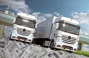 С 1 апреля транспортный налог для владельцев грузовиков массой свыше 12 тонн отменят