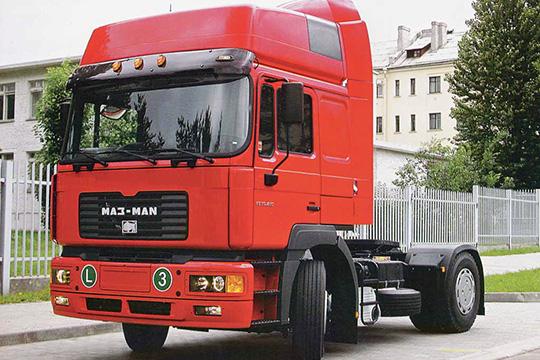 Минский автомобильный завод выставил на продажу акции белорусско-немецкого СП