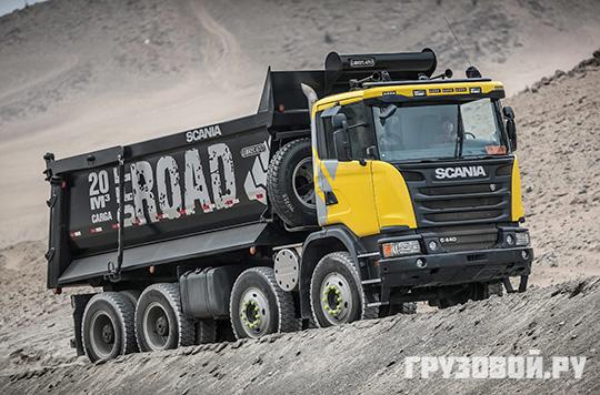 Scania � ����� ������������ � ������