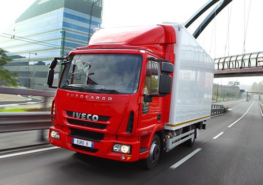 Среднетоннажные грузовики Iveco Euroсargo изготавливаются только для российских клиентов