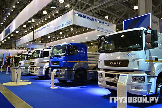 Среди представленной техники особое внимание потенциальных клиентов привлекли электробусы КАМАЗ