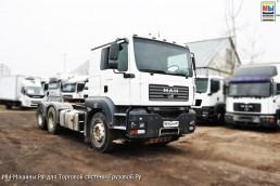 MAN TGS 33.440 6x4 BВS-WW L кабина [1]
