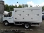 ГАЗ Газель 3302 с фургон-мороженица