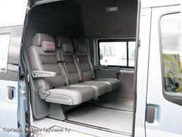 грузопассажирский фургон форд транзит