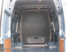 Ford Transit Van грузовое отделение в микоавтобусе