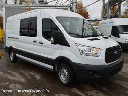 Ford Transit новый грузопассажирский 2015